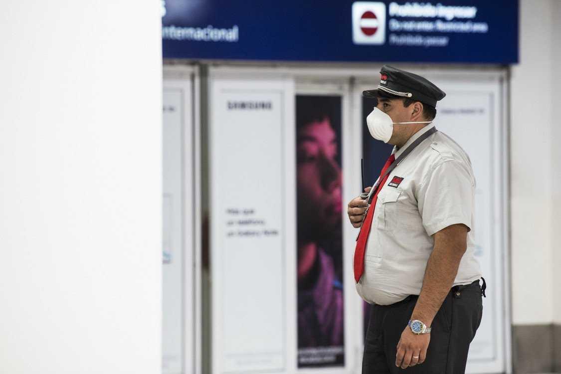 coronavirus controlli aeroporto buenos aires voli italia