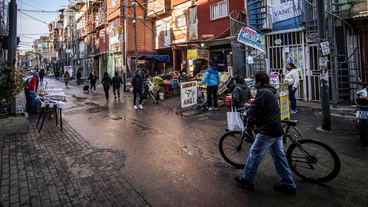 coronavirus in argentina buenos aires quartieri popolari