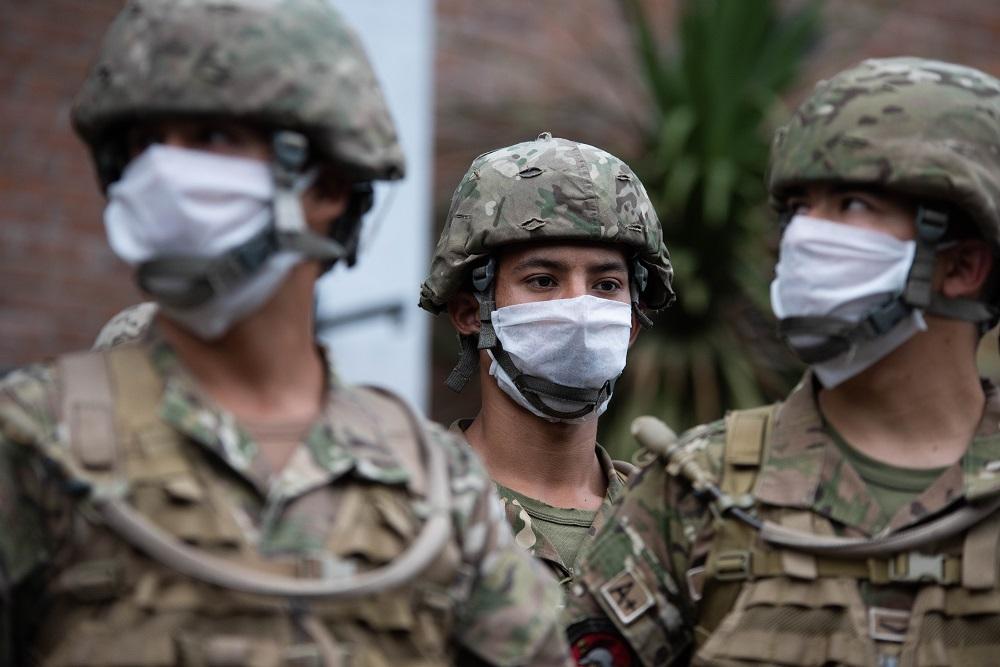 coronavirus argentina obbligo mascherine buenos aires