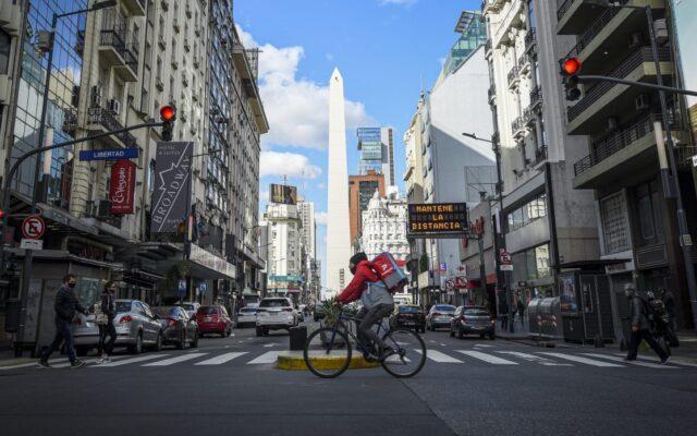 coronavirus in argentina fine lockdown misure distanziamento dicembre