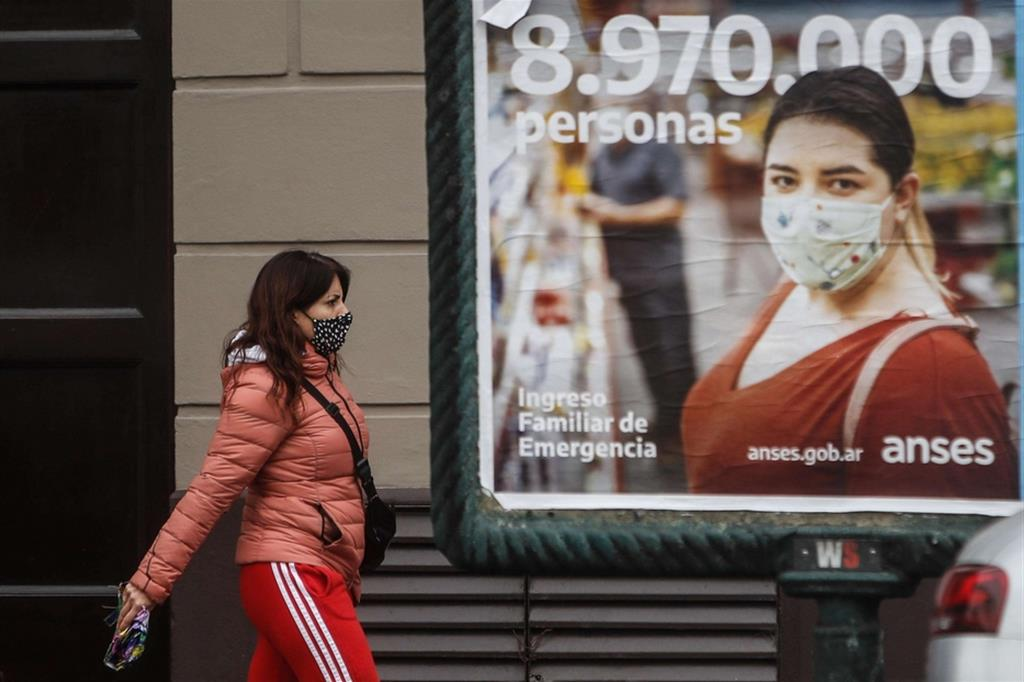 coronavirus in argentina diecimila morti aumento contagi province