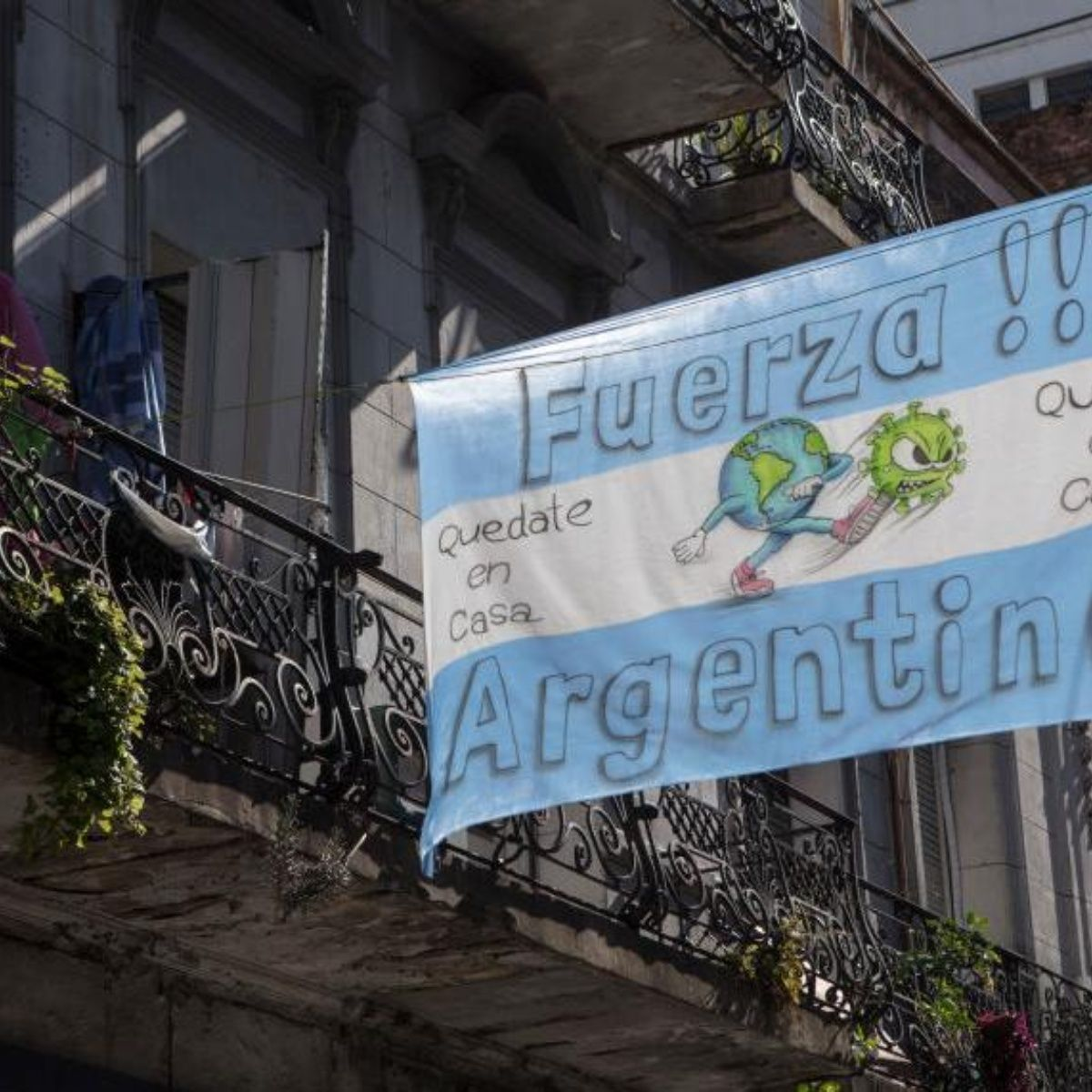 coronavirus in argentina aumento contagi morte situazione buenos aires