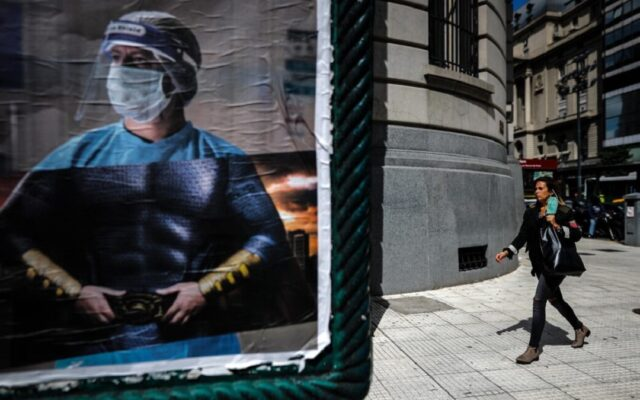 covid argentina 80mila morti vaccino sputnik