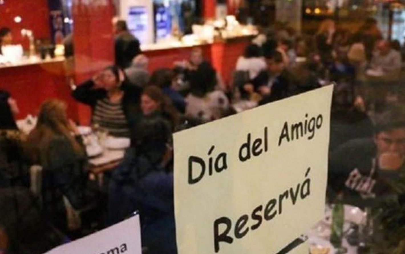 día del amigo argentina 20 luglio