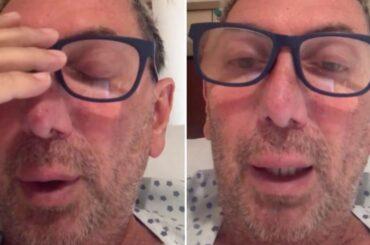 daniel casalnovo stilista argentina ospedale