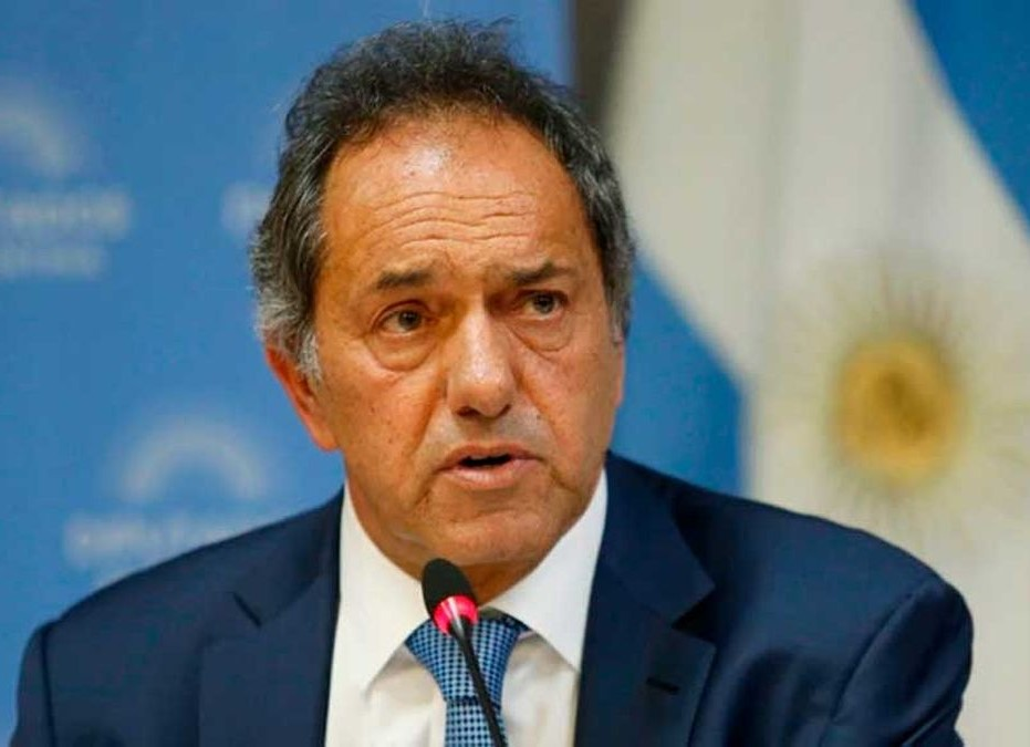 daniel scioli ambasciatore argentino in brasile