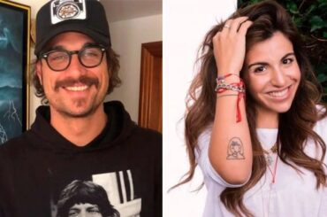 daniel osvaldo gianinna maradona fidanzati voci gossip argentina