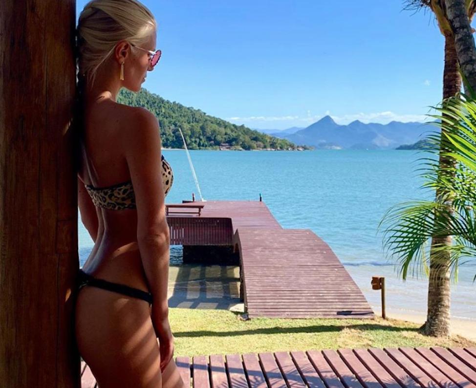 wanza nara ex marito maxi lópez Daniela Christiansson
