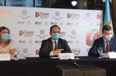 dante alighieri 700 anni morte iniziativa ambasciata italiana argentina
