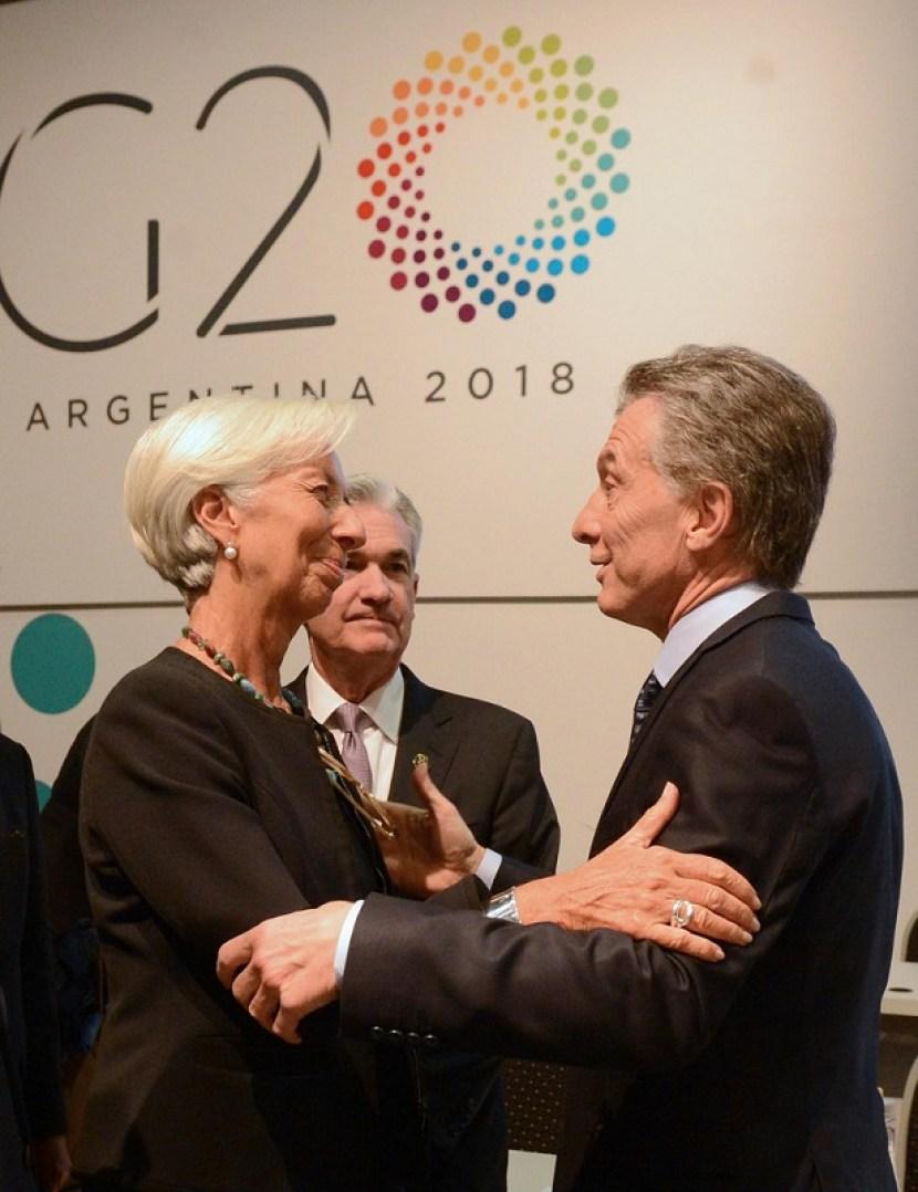 debito argentina fmi negoziati