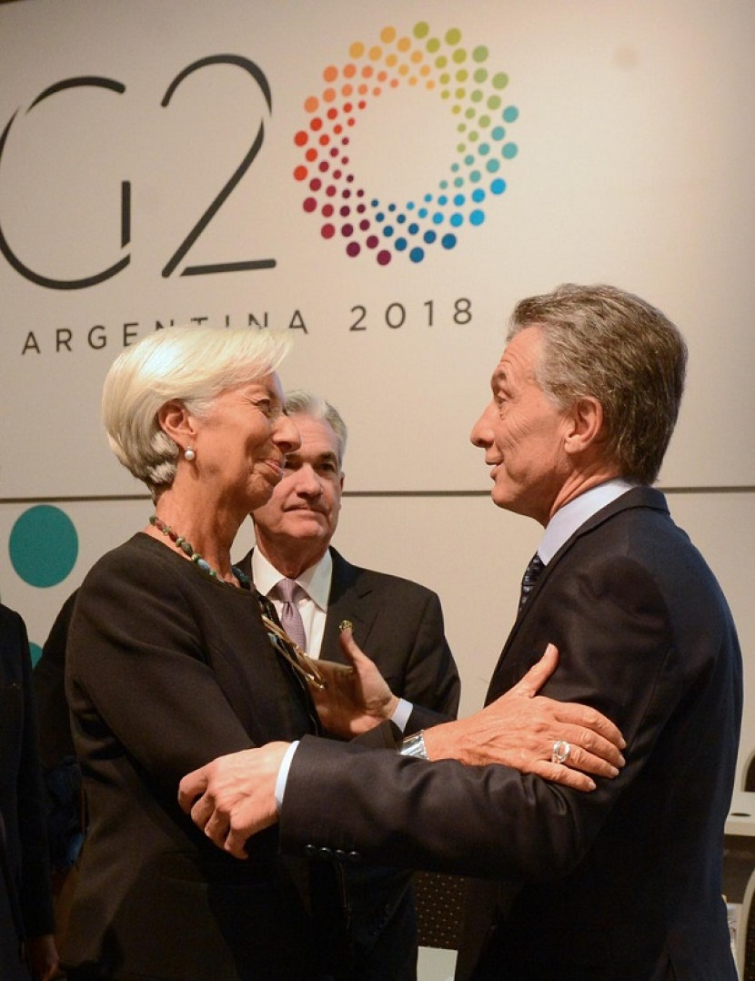 debito pubblico argentina crisi credito fmi