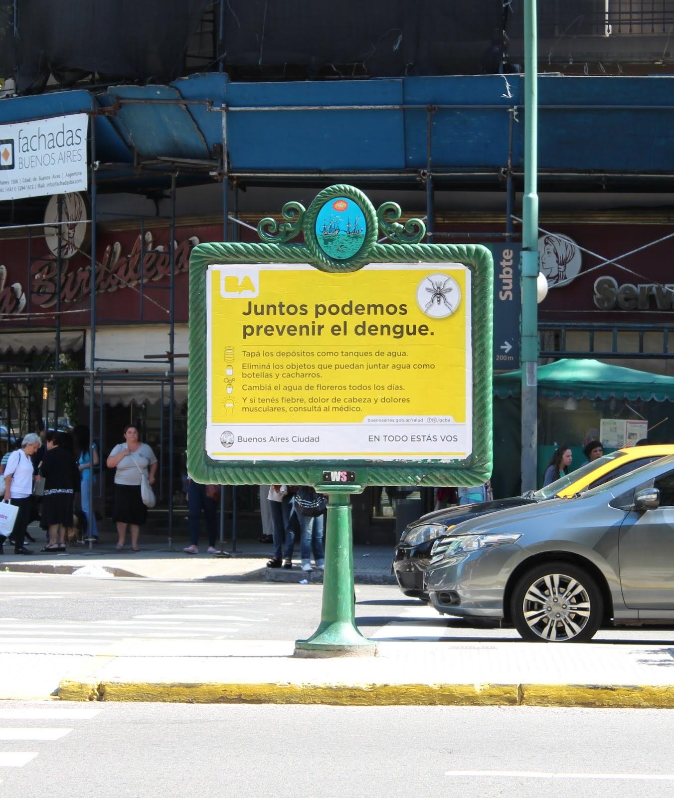 dengue in argentina casi zone buenos aires