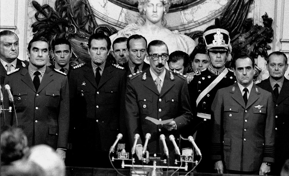 dittatura argentina documenbti usa declassificati