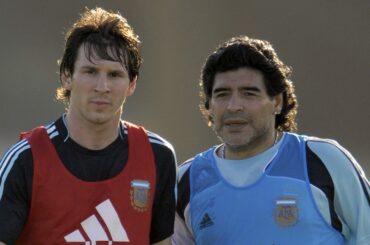 dream team france football calciatori argentini maradona messi