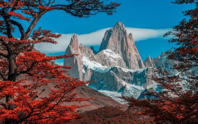 el chalten patagonia argentina montagne natura turismo