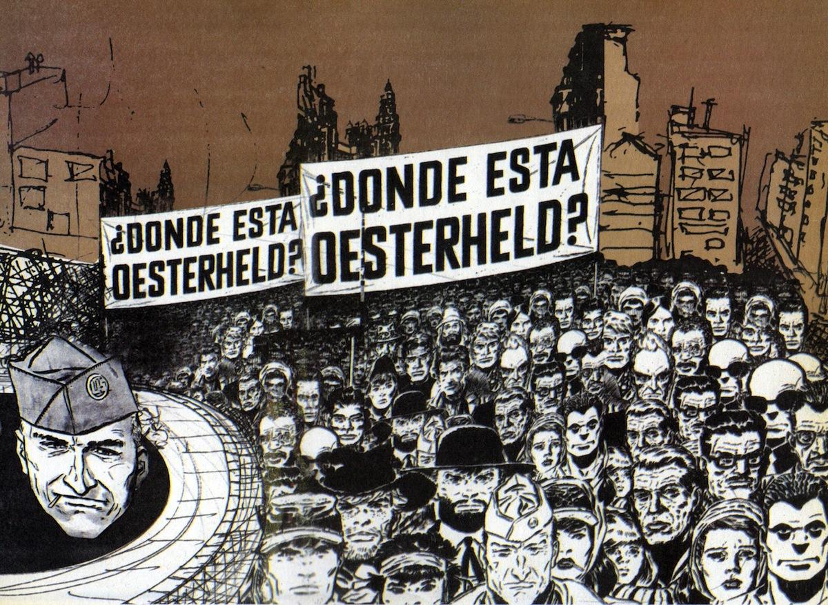 l'eternauta serie netflix Héctor Oesterheld