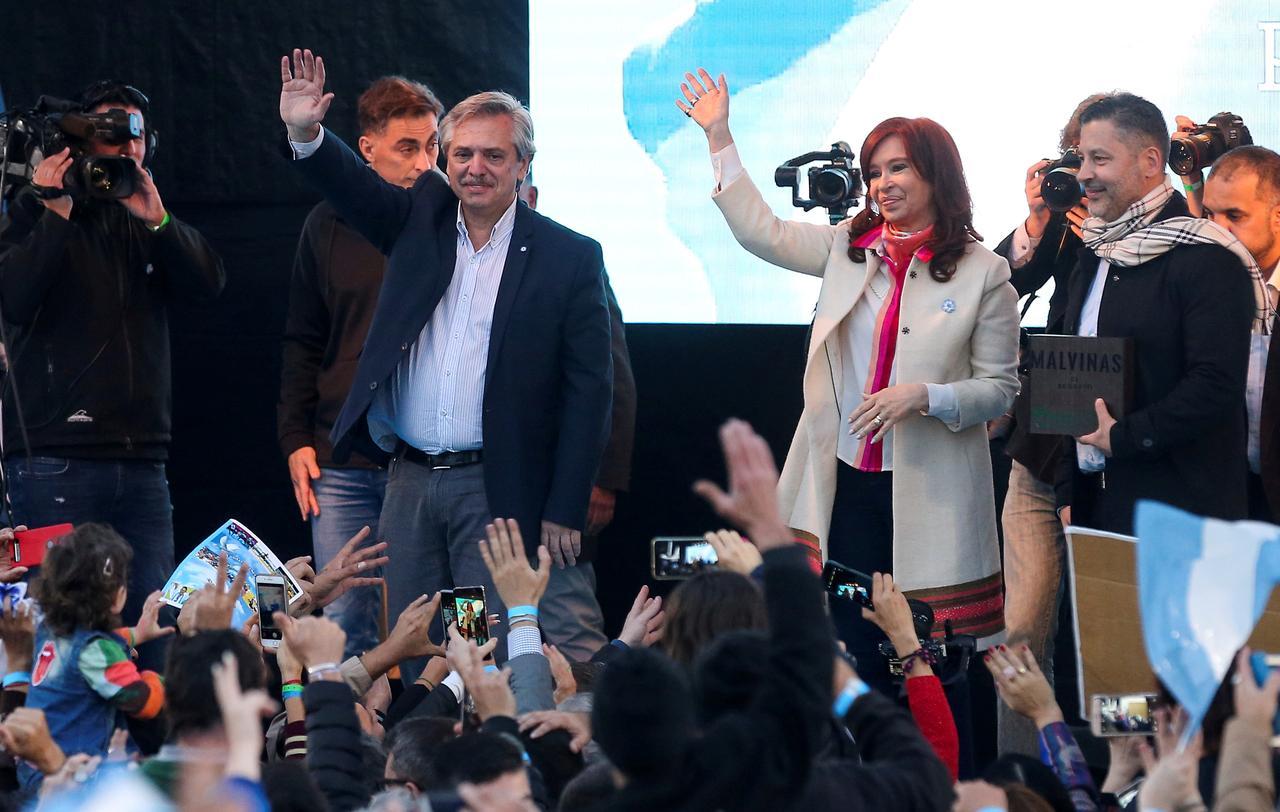 elezioni argentina 2019 candidati coalizioni fernández