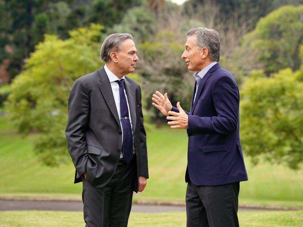 elezioni argentina 2019 macri pichetto