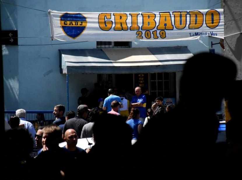 elezioni boca juniors Jorge Amor Ameal presidente riquelme