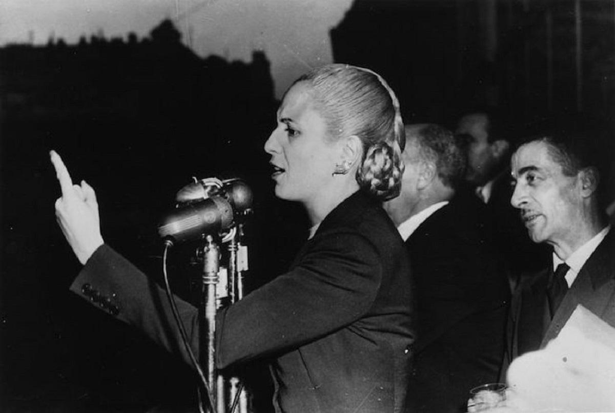 morte evita peron 26 luglio1952