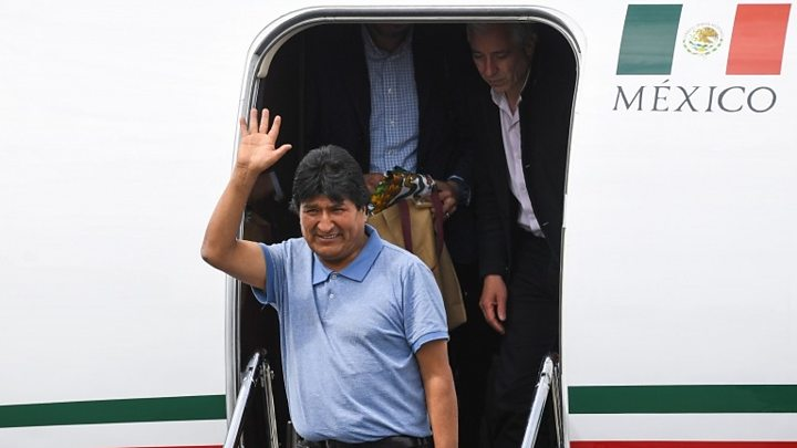 bolivia evo morales argentina alberto fernandez