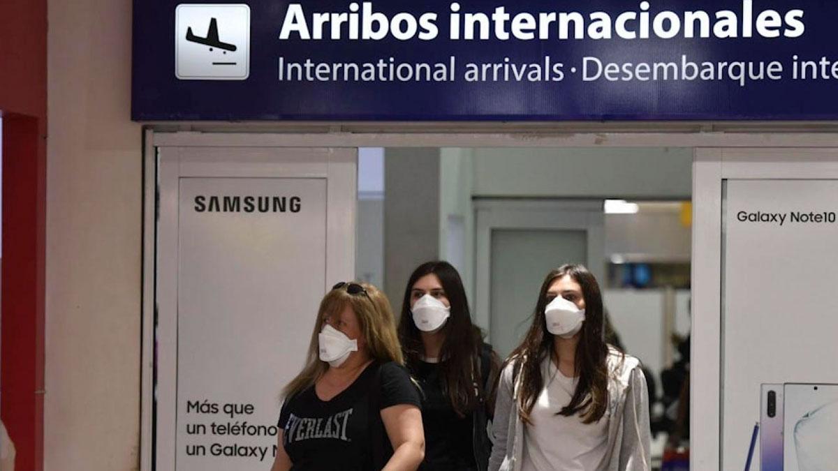coronavirus in argentina frontiera voli italia