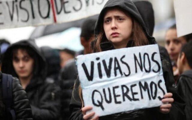 femminicidio in argentina vittime donne uccise 2021 dati