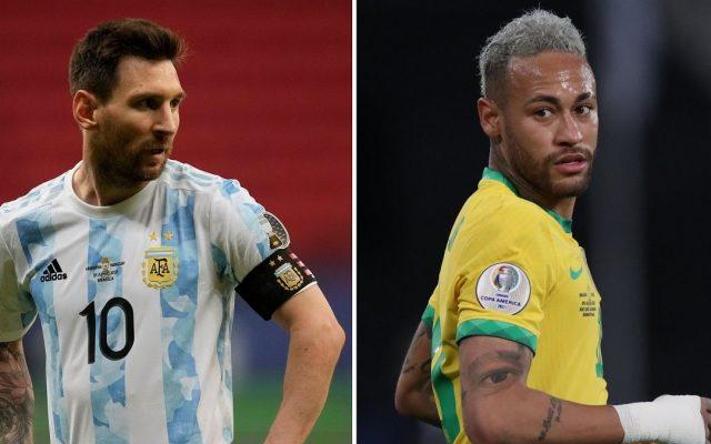 finale copa america 2021 dove vedere argentina brasile diretta streaming orario