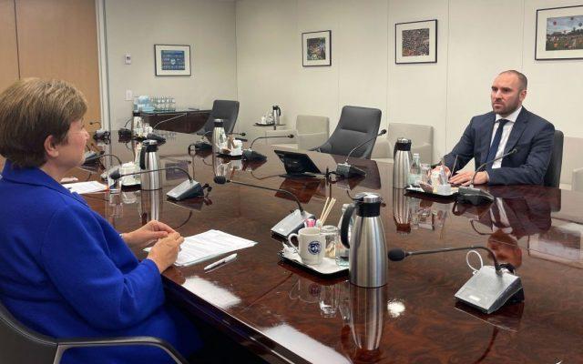 fmi argentina negoziati ristrutturazione programma debito