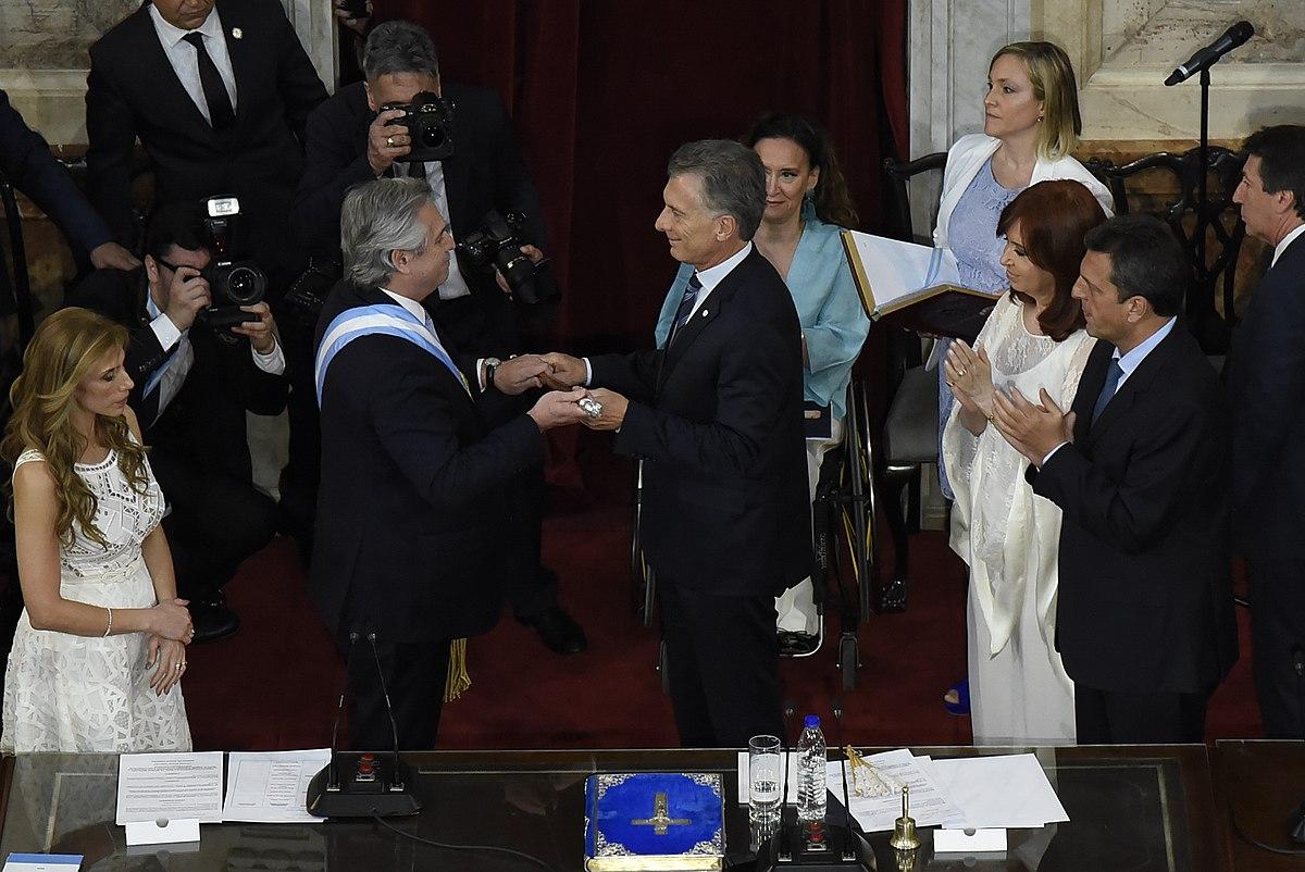 argentina fondazione mauricio macri politica elezioni governo