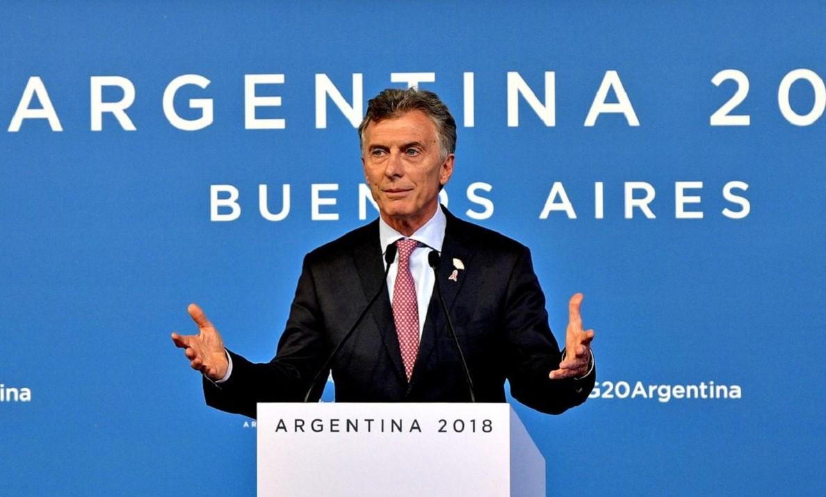 g20 accordo commercio clima macri