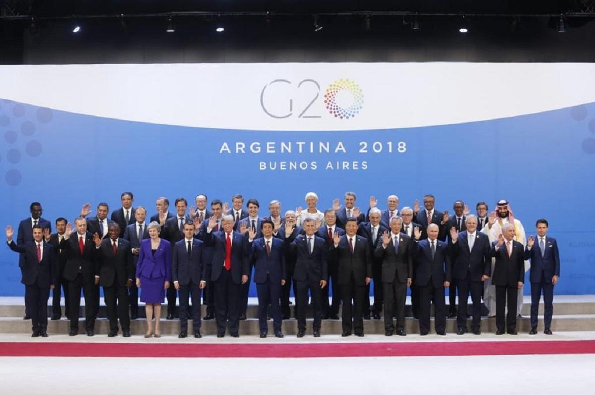 g20 buenos aires macri argentina