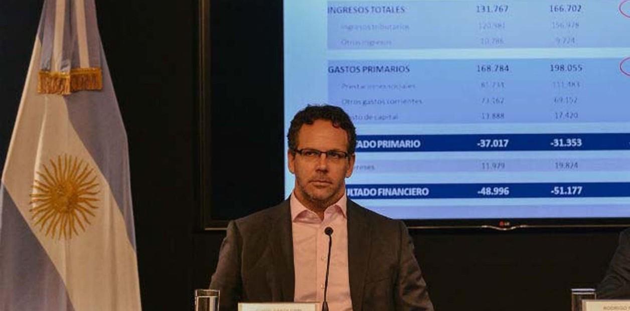 Guido Sandleris Banca centrale argentina