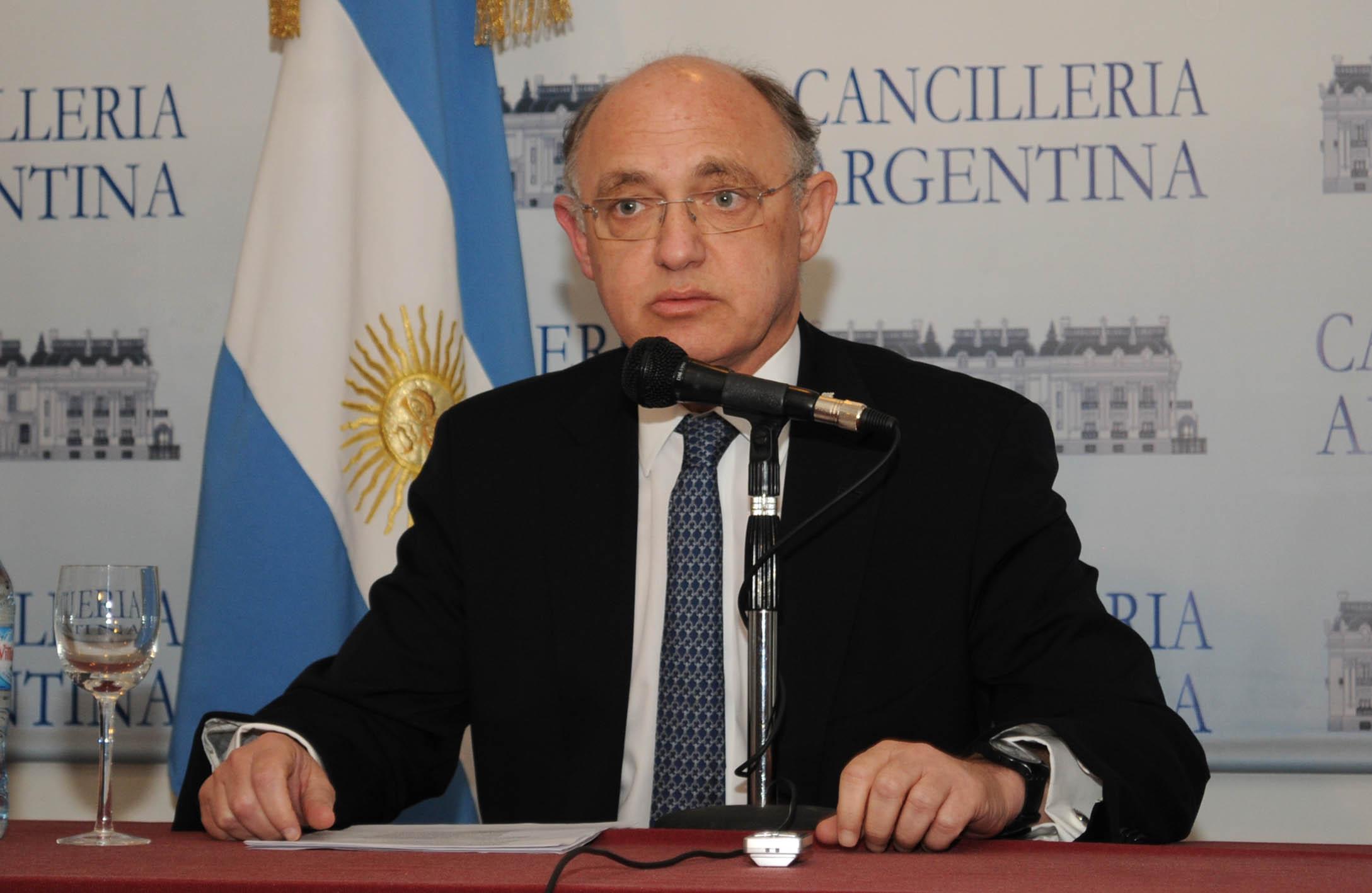 hector timerman ministro argentina kirchner