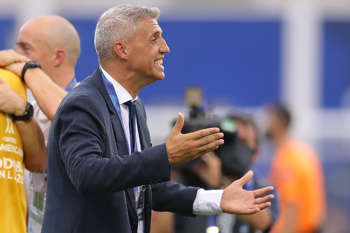 hernán crespo nuovo allenatore san paolo sao paulo brasile 2022