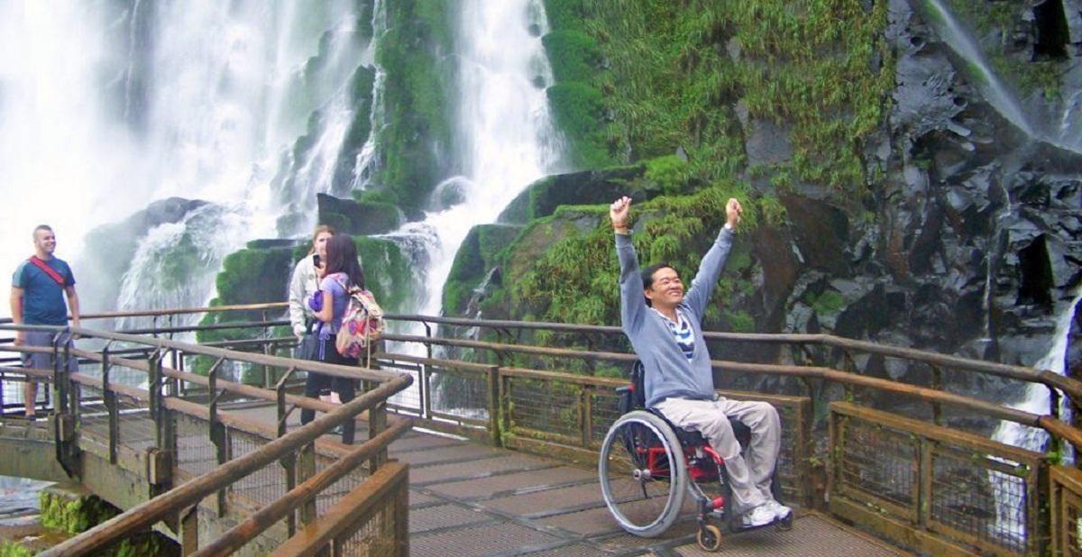 cascate iguazu disabilita accessibilita