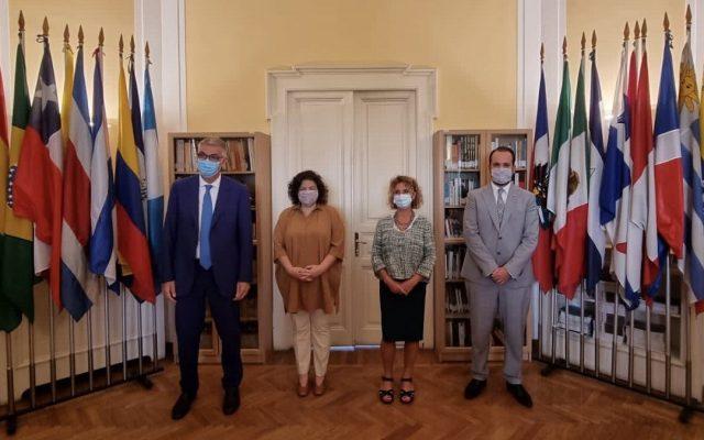 iila argentina iss collaborazione sanitaria pandemia