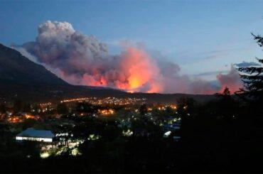 incendi patagonia argentina chubut rio negro