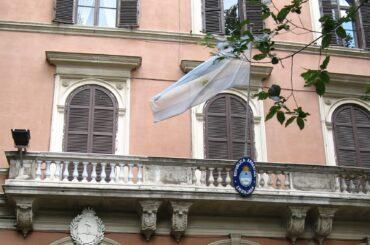 ministro guzmán incontro ambasciata investimenti argentina gruppi italiani