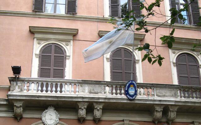 ministro guzman incontro ambasciata investimenti argentina gruppi italiani