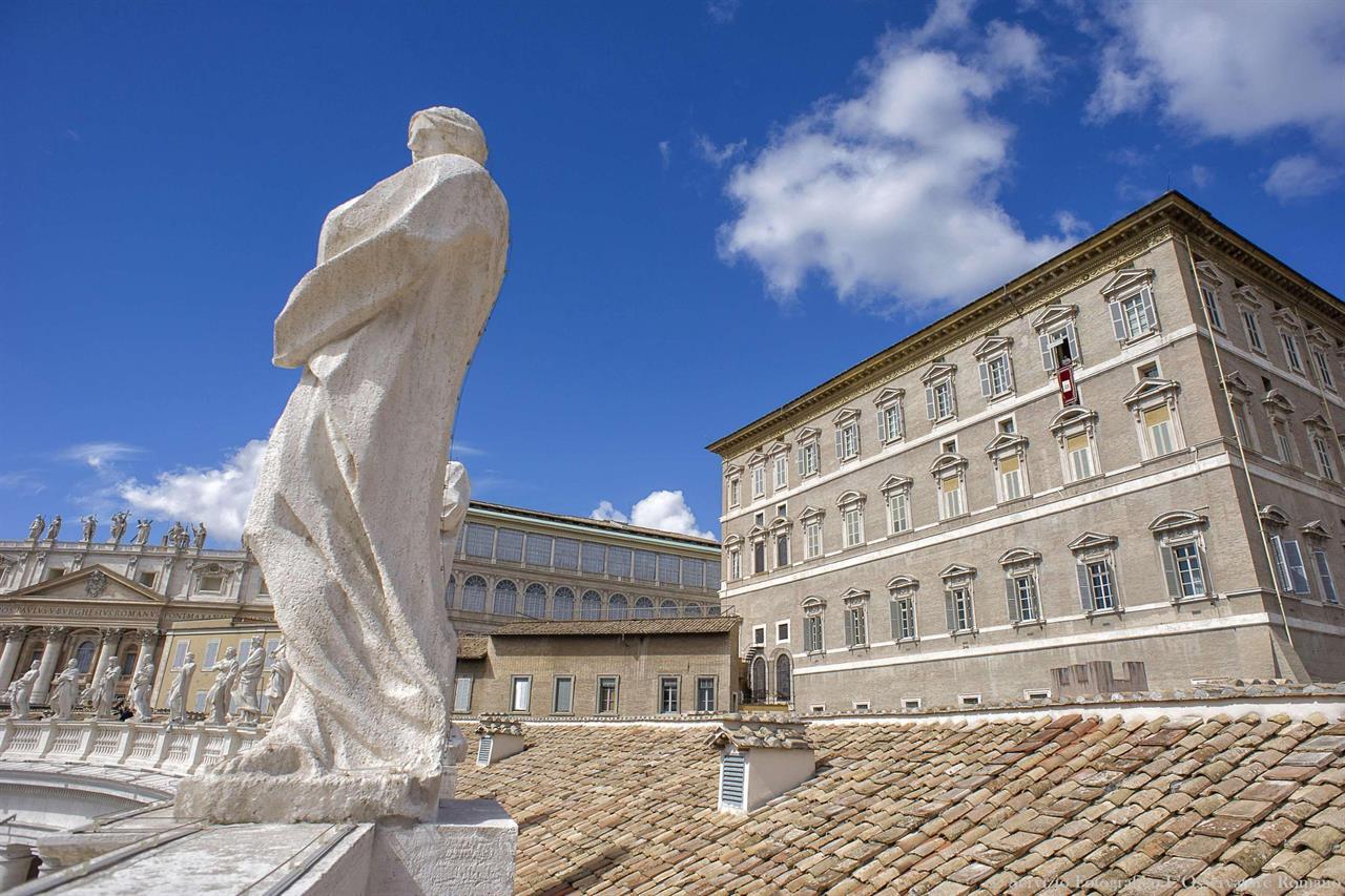 papa francessco riforma ior revisore esterno