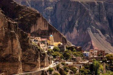 argentina salta iruya villaggio come arrivare cosa vedere