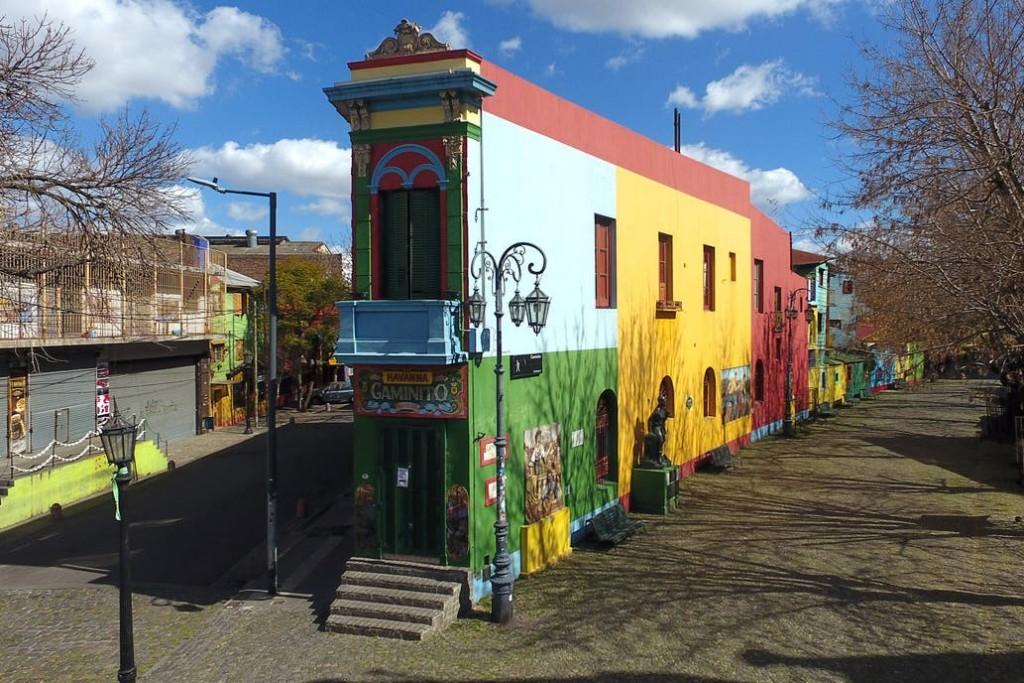 buenos aires quartiere la boca anniversario 150 anni