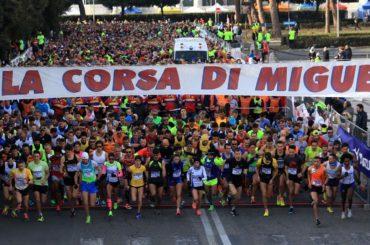 la corsa di miguel 2020 roma sanchez