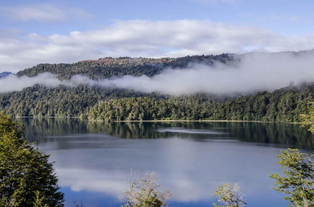 nahuelito mostro lago nahuel huapi patagonia argentina