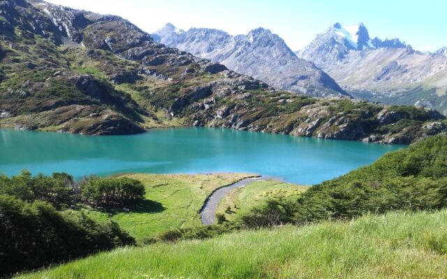 laguna del caminante terra del fuoco patagonia argentina