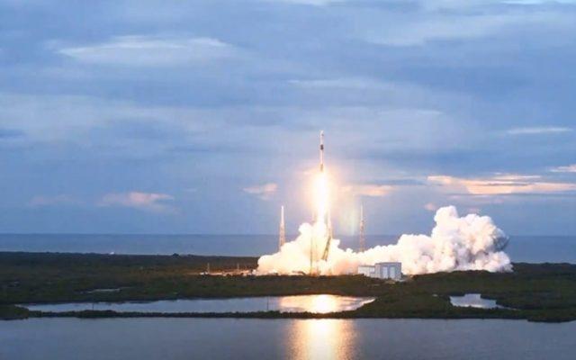 lancio satellite argentino saocom 1b siasge