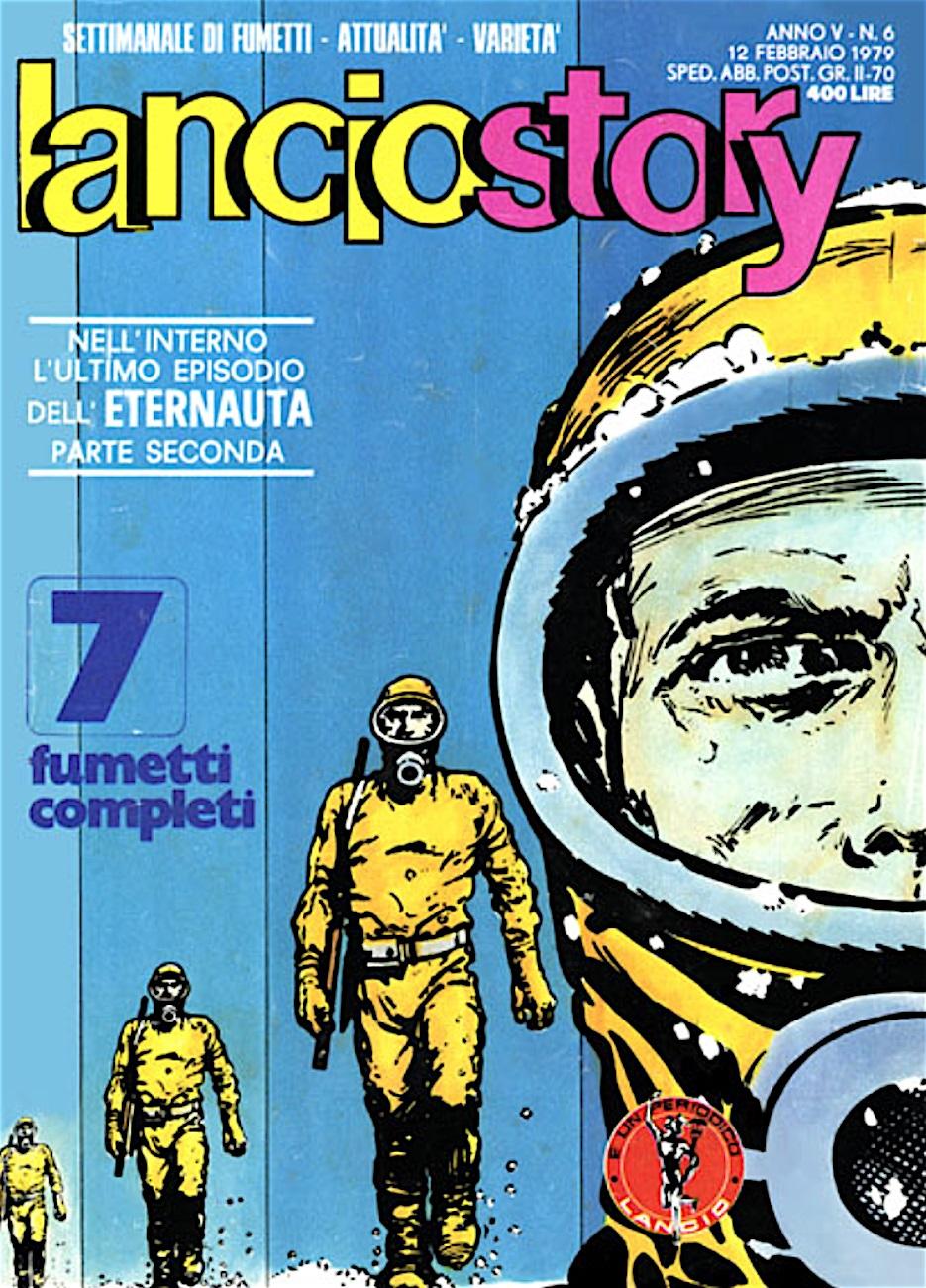 el eternauta serie netflix Héctor Oesterheld