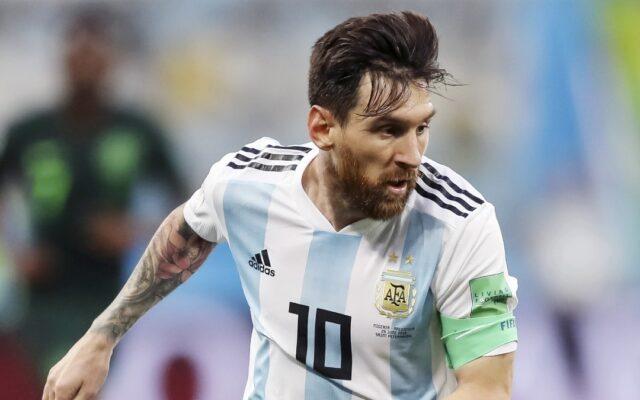 lionel messi record gol nazionale argentina batistuta