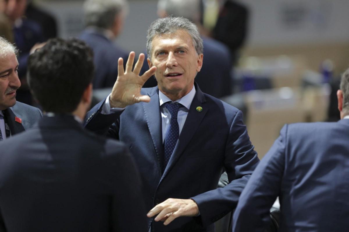 mauricio macri candidato 2019